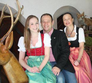 Gastgeberfamilie Hotel Landgasthof Rebstock
