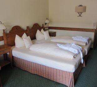 Doppelzimmer Hotel Zugspitze