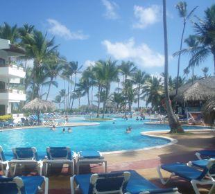Bazén Occidental Grand Punta Cana Resort