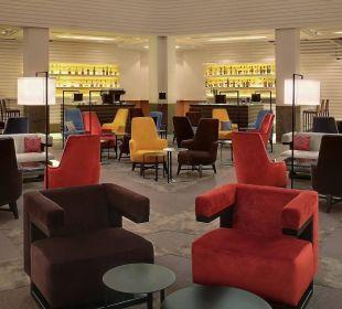 Lounge Bar  Le Faubourg Hotel Sofitel Berlin Kurfürstendamm