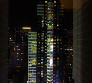 Ausblick aus dem Fenster