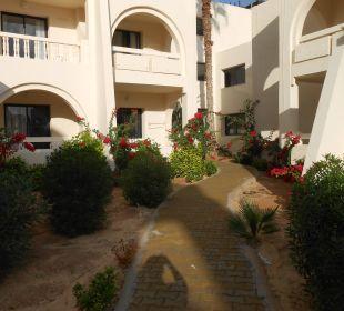 Innenhof SunConnect Djerba Aqua Resort
