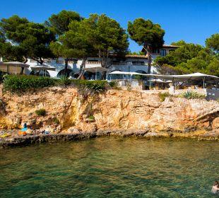 Kleine Bucht am Hotel 2 Hotel Bendinat