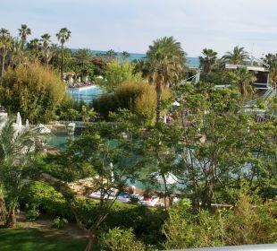 Von einer Bar aus Hotel Concorde De Luxe Resort