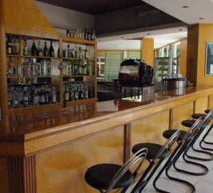 Główny bar Hotel Princess Flora
