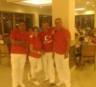 Ihr seid super Sunis Elita Beach Resort
