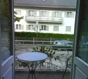Balkon Hotel Villa Rein