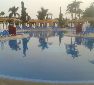 Pooal am Abend Dunas Maspalomas Resort