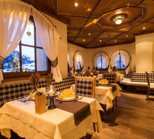 Speisesaal Sportiv-Hotel Mittagskogel
