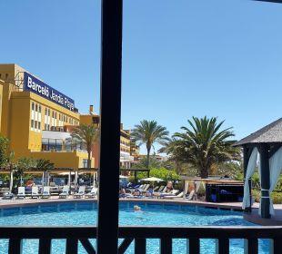 Poolanlage Premium-Bereich Hotel Barceló Jandia Club Premium