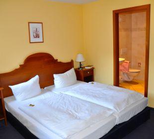 Kleines Doppelzimmer Ettrich's Hotel