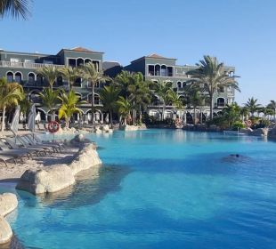 Sehr schöne und große Poolanlage Lopesan Villa del Conde Resort & Spa