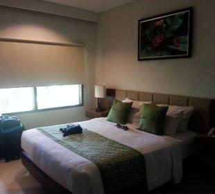 Zimmer Hotel Bali Agung Village