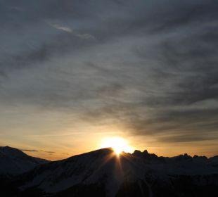 Sonnenaufgang Piccolo Hotel Obereggen