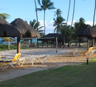 Es geht noch runter zum Meer IBEROSTAR Hotel Bahia
