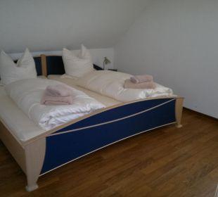 6 Personen-Haus Nr. 91 a - Schlafzimmer Eve Resort & Spa