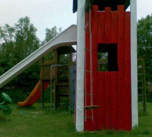 Spielturm Ferienhof Meislahn