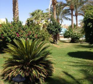 Gartenanlage Brayka Bay Resort