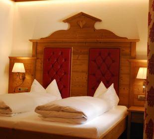 Doppelzimmer Alphotel Tyrol
