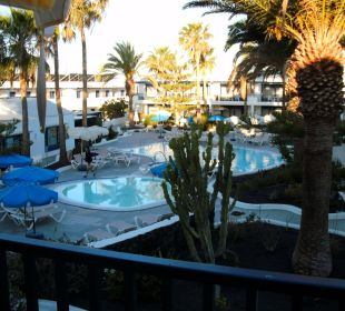 Pool am Morgen Bungalows & Appartements Playamar