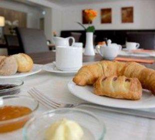 Frühstück Hotel Markkleeberger Hof