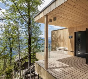 Waldsauna Natur, Finnische Sauna MIRAMONTI Boutique Hotel