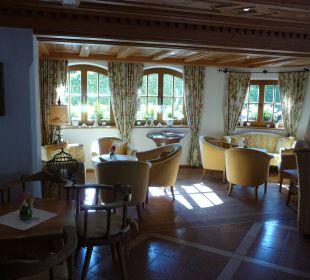 Lobby Alpines Lifestyle Hotel Tannenhof