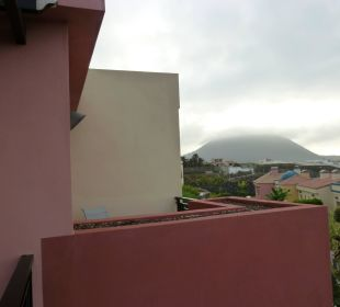 Blick zu Balkon 1 Hotel Luz Del Mar
