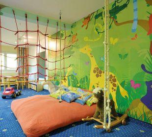 Kinderspielzimmer zum Toben und Lachen Die Gams Hotel - Resort