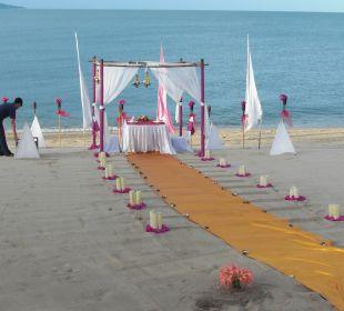 Candle Light Dinner Samui Buri Beach Resort & Spa