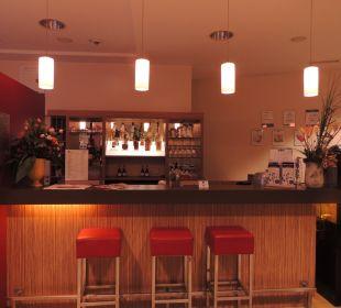 Lobby-Bar Best Western Hotel City Ost