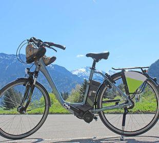 E-Bike-Verleih Die Gams Hotel - Resort
