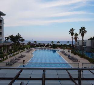 Der neue Pool  Kilikya Palace Göynük