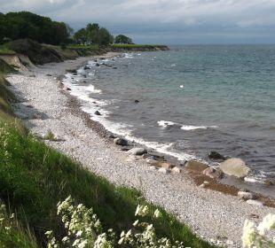 Naturstrand Küste unweit vom Ferienhof Ferienhof Meislahn