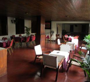 Restaurant im OG Shalimar Hotel