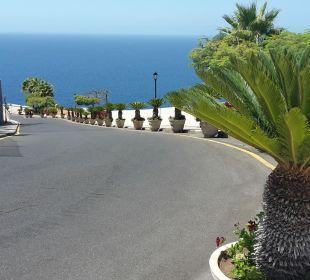 Weg bergab zum Hotel ClubHotel Riu Vistamar