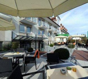 LOEWEN- Terrasse Hotel Markkleeberger Hof