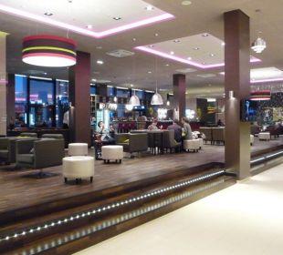 Lobby Leo 90 Leonardo Royal Hotel Munich