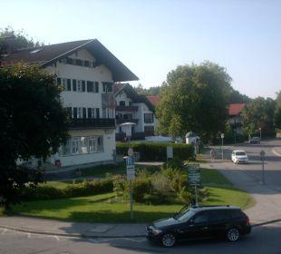 Ansicht auf das Hotel Hotel Bellevue
