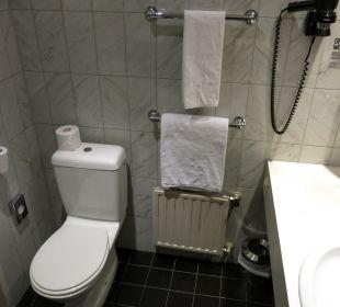 Toilette Hotel Wiesler