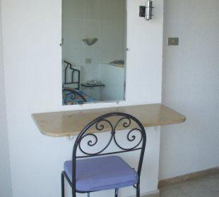 Tisch und Spiegel Hotel Sousse Residence