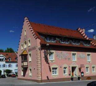 Historischer Landgasthof Hotel Landgasthof Rebstock
