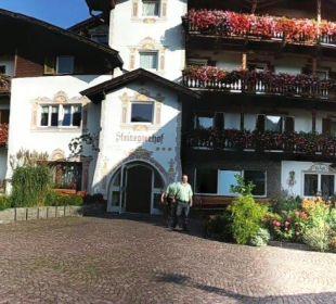 Panoramabild Hotel Steineggerhof
