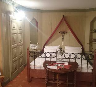 Doppelzimmer Hotel Forsthaus Damerow