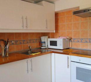 Küche Studio 2 Finca El Rincon