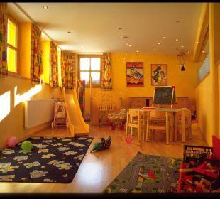 Kinderspielzimmer Hotel Mohnenfluh