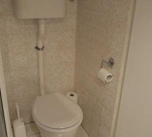 Modernes WC Hotel Trifthof