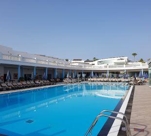 Der Pool Hotel Las Costas