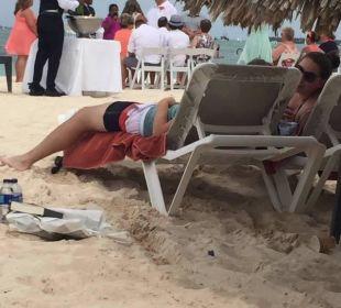 Strandhochzeiten täglich Now Larimar Punta Cana