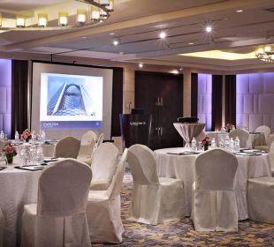 Esplanade meeting room Carlton Hotel Singapore